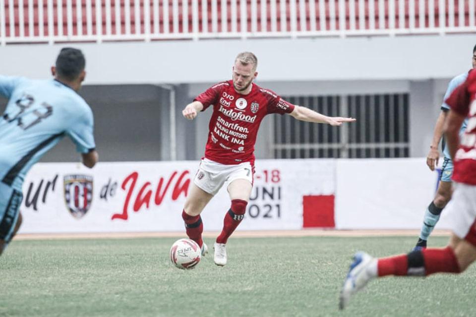 Kompetisi Belum Jelas, Bali United Ditinggal Malin Platje ke Belanda
