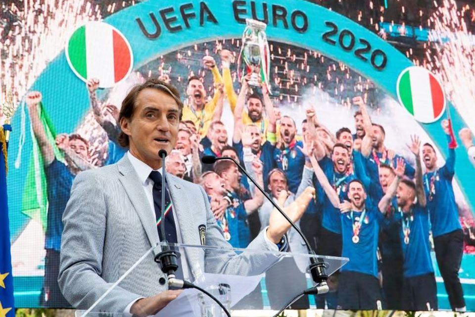 Mancini Sudah Ubah Wajah Sepakbola Italia