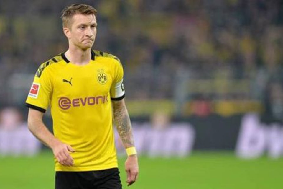 Marco Reus: Rose Akan Bersenang-Senang di Dortmund