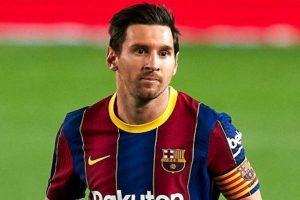 Kontrak Belum Rampung, Messi Tak Ikut TC Barcelona di Jerman