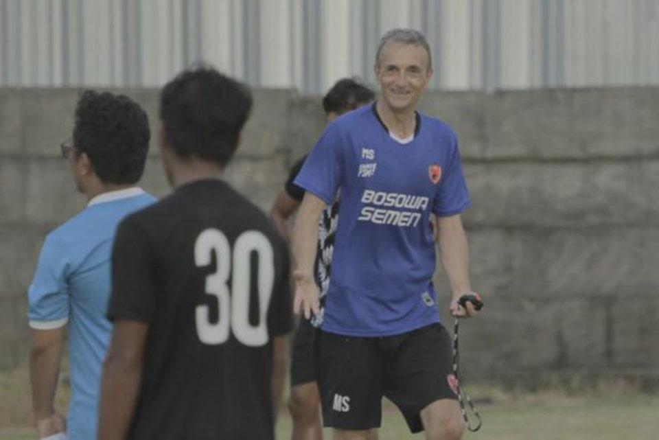 Pelatih PSM Makassar Berambisi Terbitkan Nama Muda Baru