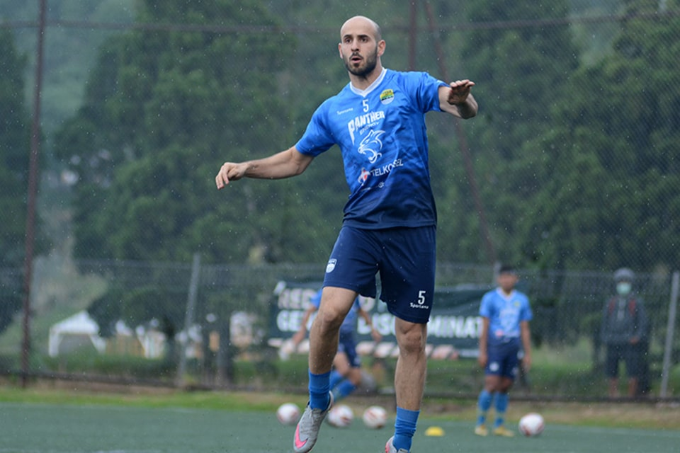 Mohammed Rashid Yakin Bisa Beradaptasi di Persib Bandung