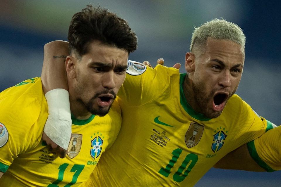 Duel Neymar Jr dan Messi di Final, Neymar: Brasil Pasti Menang!