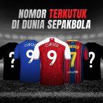 5 Fakta Nomor Terkutuk di Dunia Sepakbola
