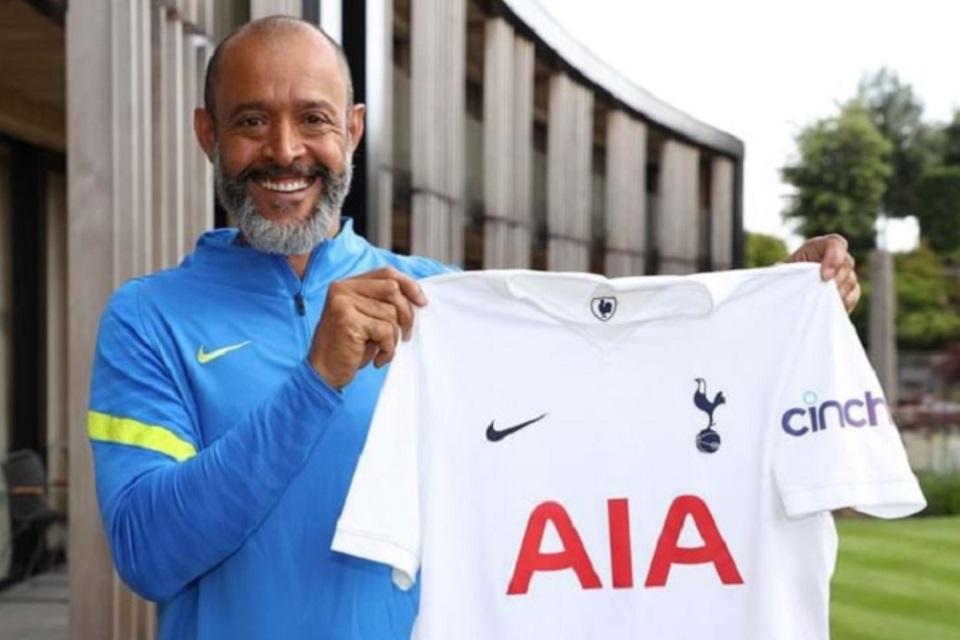 Nuno Espirito Santo Resmi Ditunjuk Jadi Manajer Baru Tottenham