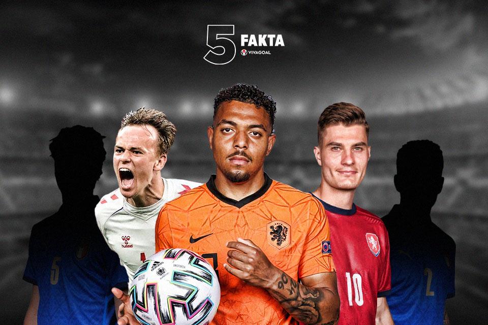 5 Fakta Pemain Paling Diburu Pasca Euro 2020