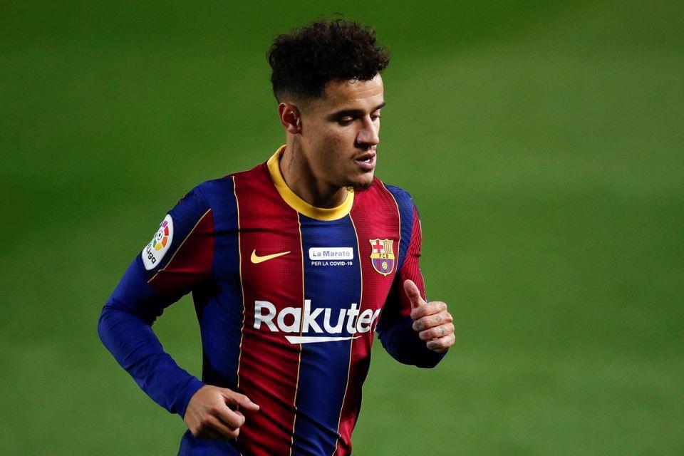 Perkara Kontrak dengan Liverpool, Barcelona Akan Bekukan Coutinho