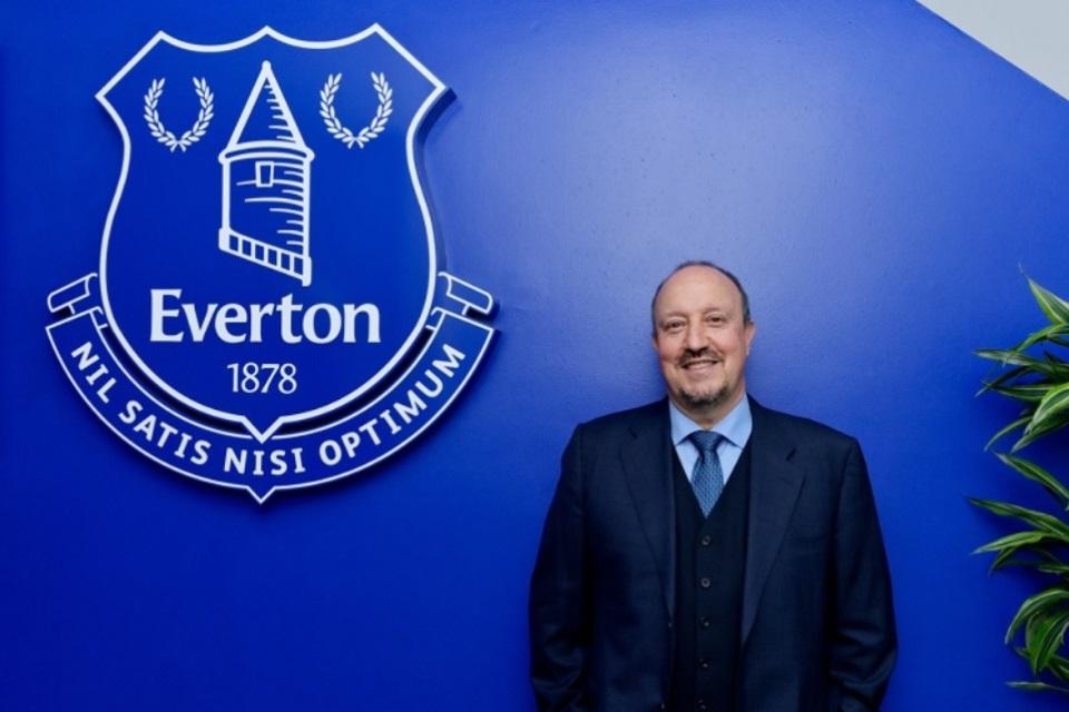 Bersama Benitez, Everton Bakal Tetap Biasa-Biasa Saja