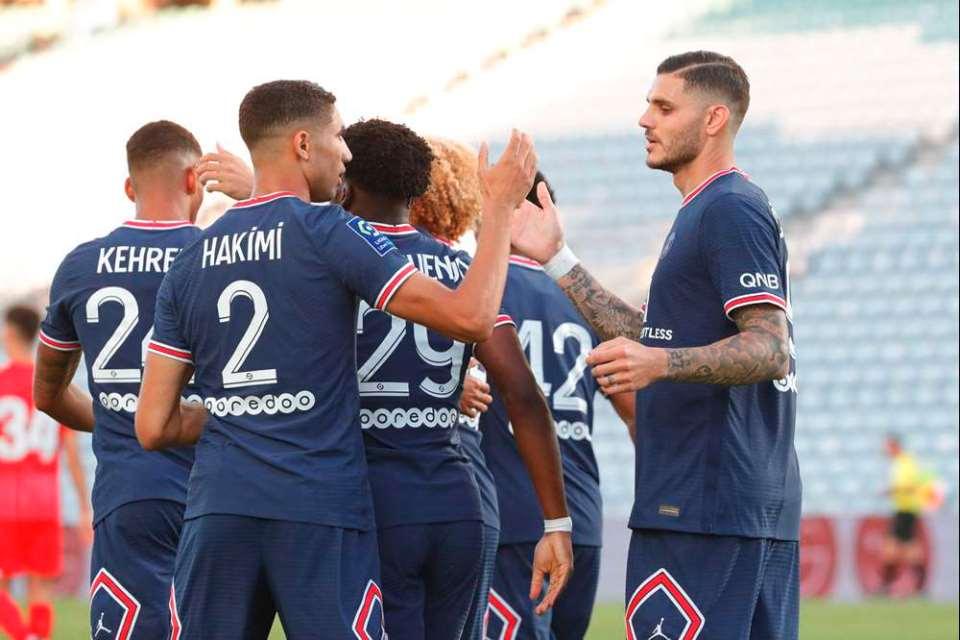 Piala Super Prancis Jadi Target Trofi Pertama PSG Musim Ini