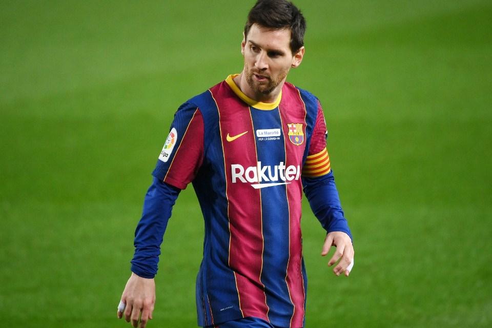 Presiden Barcelona terkait Kontrak Lionel Messi: Tetap Tenang