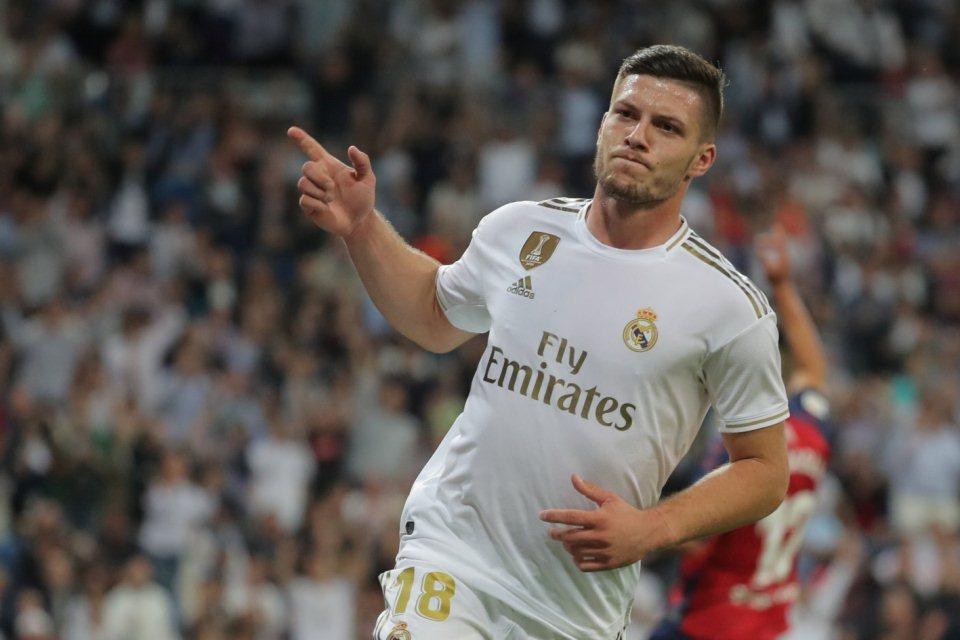 Real Madrid Siap Jual Luka Jovic, Siapa Tertarik?