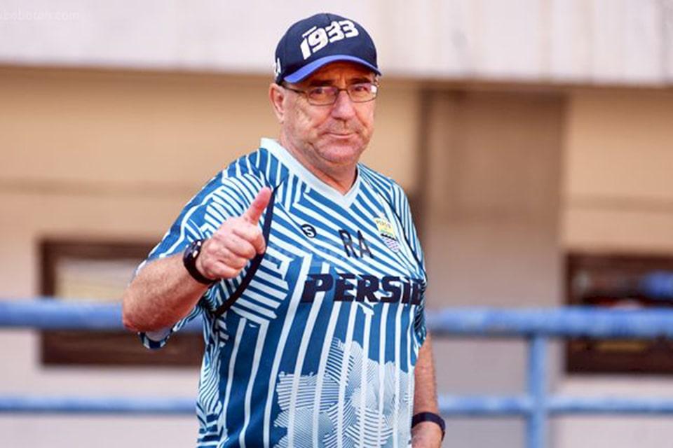 Robert Albert Yakin Liga 1 Akan Segera Dimulai