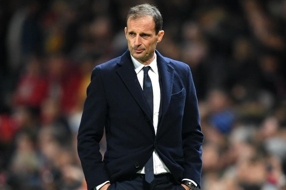 Sebelum CLBK dengan Juventus, Allegri Akui Terima Tawaran Latih Real Madrid