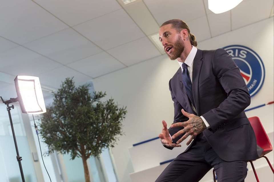 Sebelum Gabung PSG, Ramos Ternyata Sempat Digoda Man City dan Arsenal
