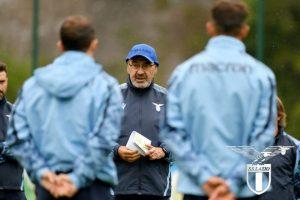 Selama Dilatih Sarri, Lazio Haram Bermain Bola-Bola Atas