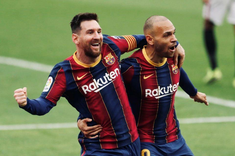 Tiga Tim Inggris Berebut Tuk Dapatkan Penyerang Barcelona