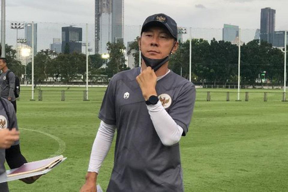 PSSI Mita Shin Tae Yong Fokus Urus Timnas