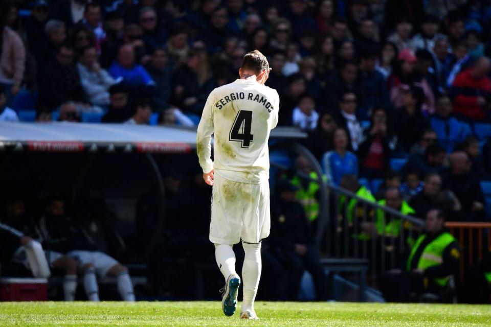 Siapa Berani Pakai Nomor Punggung Sergio Ramos di Real Madrid?