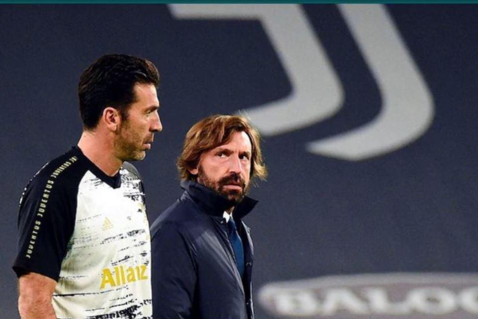 Buffon: Pirlo Bakal Angkat Trofi di Klub Lain