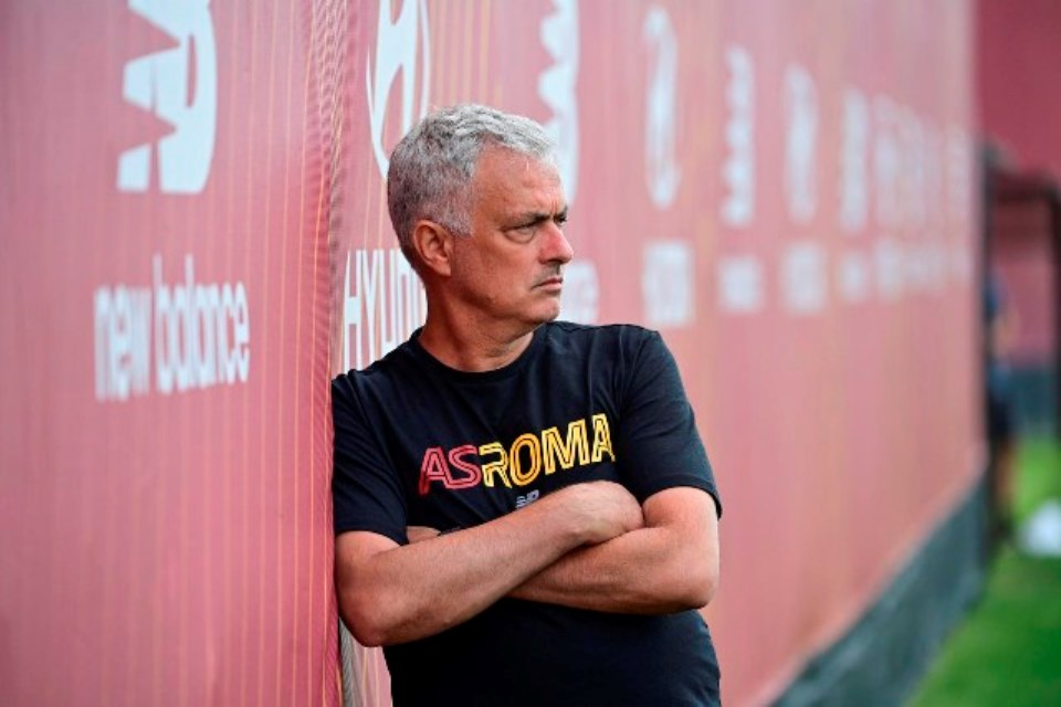 Soal Target Juara di AS Roma, Mourinho: Tak Ada Yang Instan