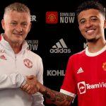 Solskjaer Sebut Sancho Belum Bisa Main untuk United, Kenapa?