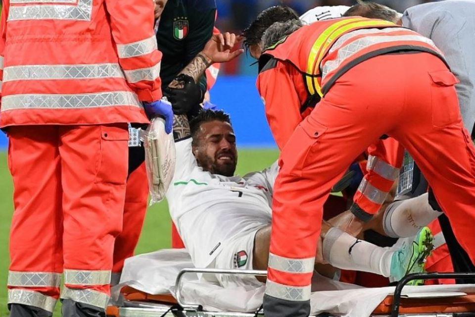Spinazzola Cedera Lutut Parah, Mourinho: Italia Menderita, Saya Sengsara 6 Bulan