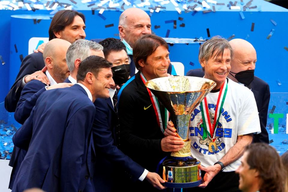 Sudah Ada Inzaghi, Inter Harus Bisa Move On dari Antonio Conte