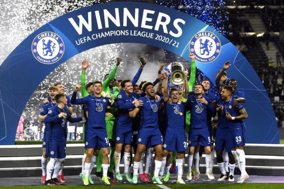 Sudah Juara Liga Champions, Chelsea Pede Incar Trofi Premier League
