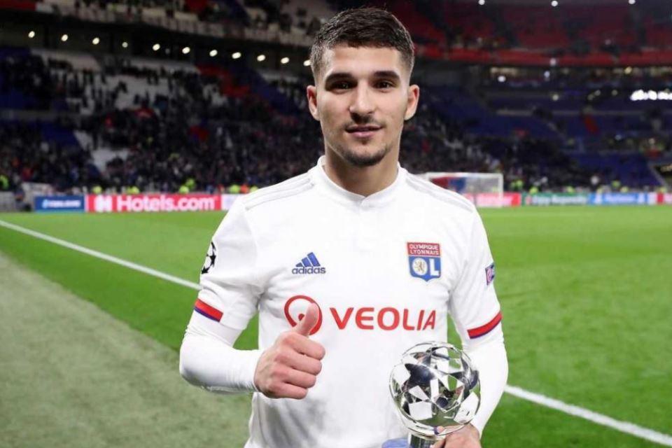 Tak Betah di Lyon, Houssem Aouar: Saya Ingin Bermain di Klub Yang Besar