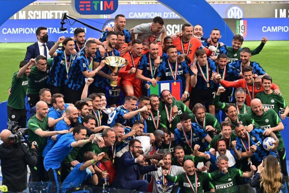 Tanpa Conte Sekalipun, Inter Masih Favorit Juara Liga Italia