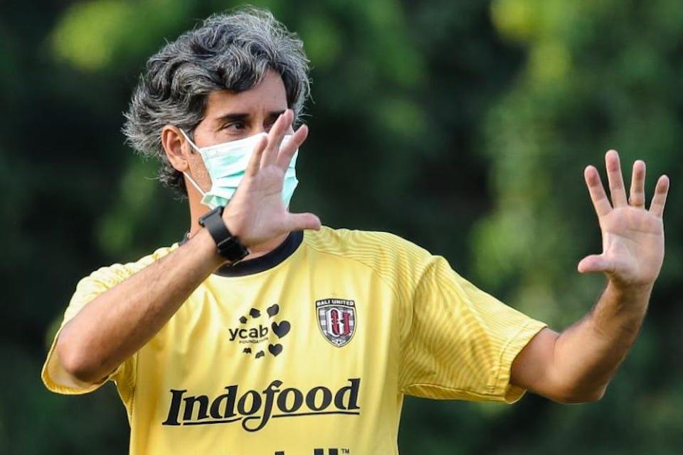 Berharap Liga 1 Bergulir Sesuai Rencana, Bali United Genjot Fisik Selama PPKM