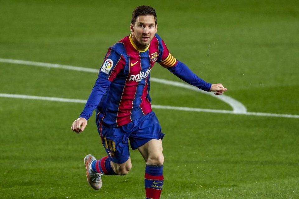 Tetap Jual Jersey Messi, Barcelona Optimis Pertahankan La Pulga?