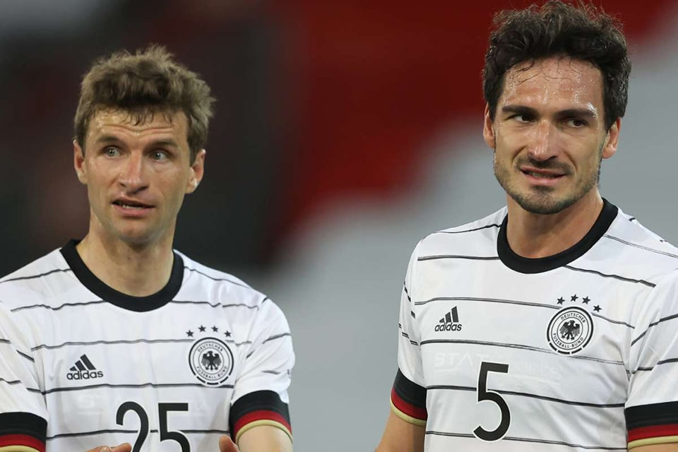 Empat Pemain Jerman Kemungkinan Pensiun Seusai Euro 2020
