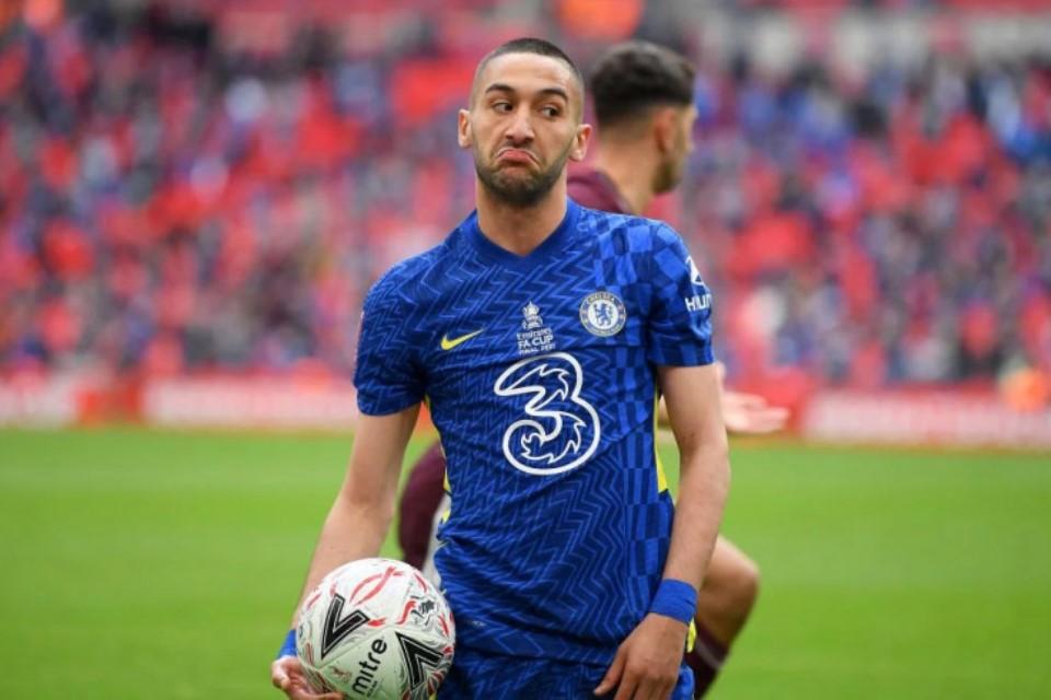 Tolak Milan, Chelsea Cuma Mau Lepas Hakim Ziyech Dengan Transfer Permanen
