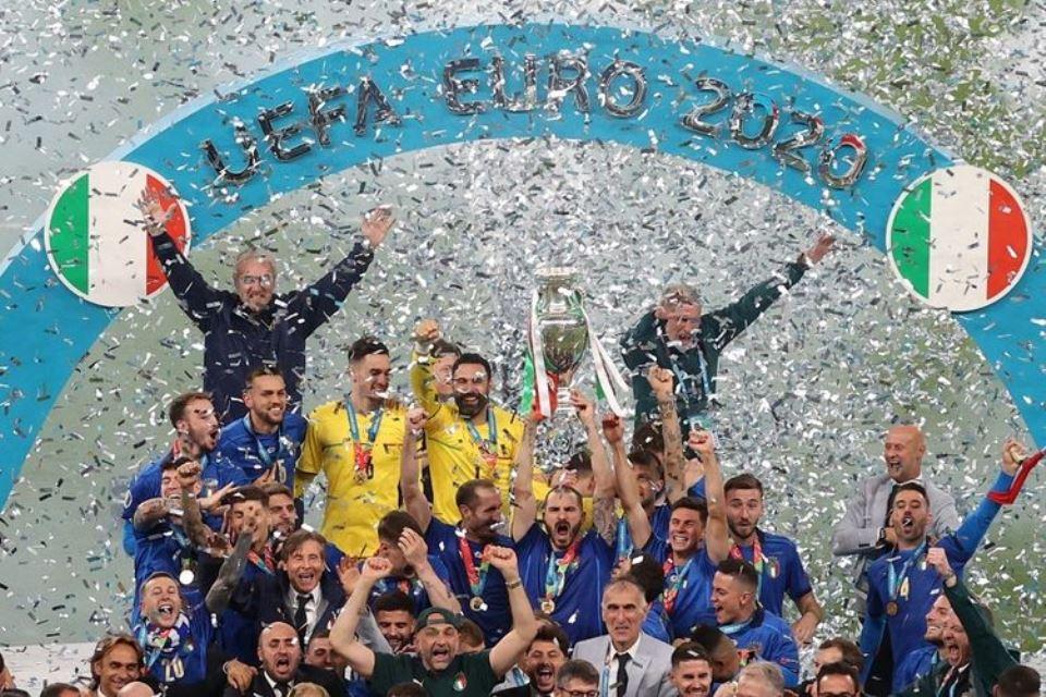 Unik! Italia Juara Euro Prosesnya Sama Seperti Saat Juara Dunia 2006