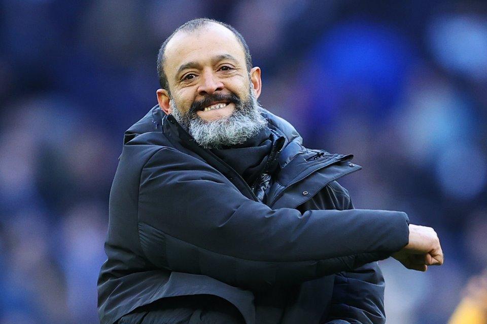 Usung Filosofi Menyerang, Nuno Pas Dengan Kriteria Yang Dicari Tottenham