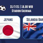 Jepang Vs Selandia Baru: Prediksi dan Link Live Streaming