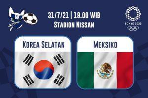 Korea Selatan Vs Meksiko: Prediksi dan Link Live Streaming