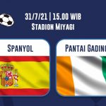 Spanyol vs Pantai Gading: Prediksi dan Link Live Streaming