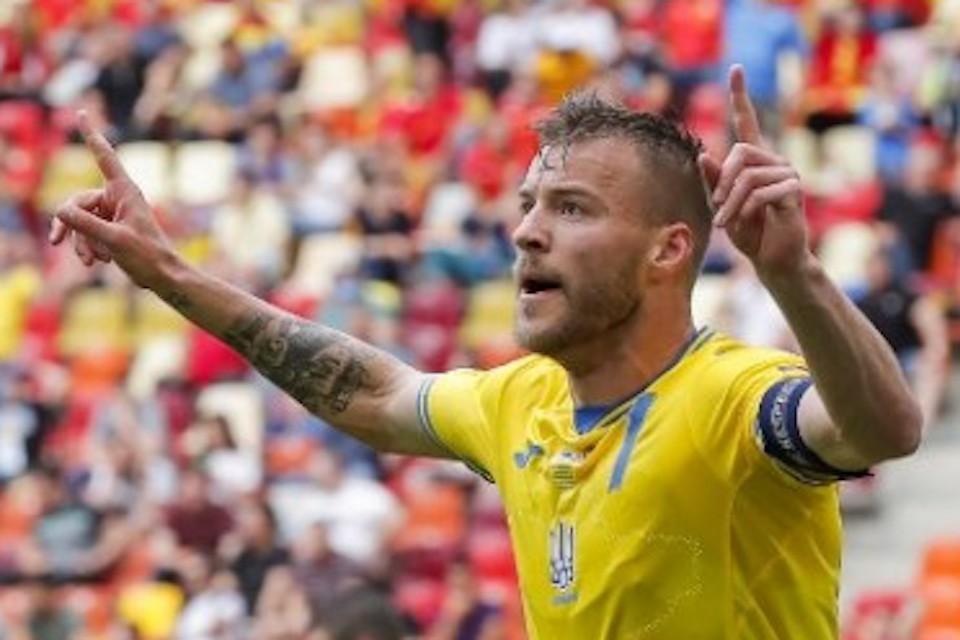 Fenerbahce Kian Dekat dengan Bintang Ukraina di Euro 2020