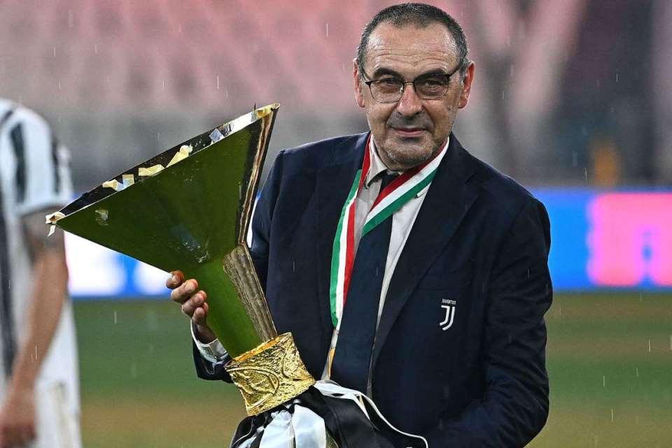 Sarri: Meraih Scudetto di Juventus Adalah Hal Biasa