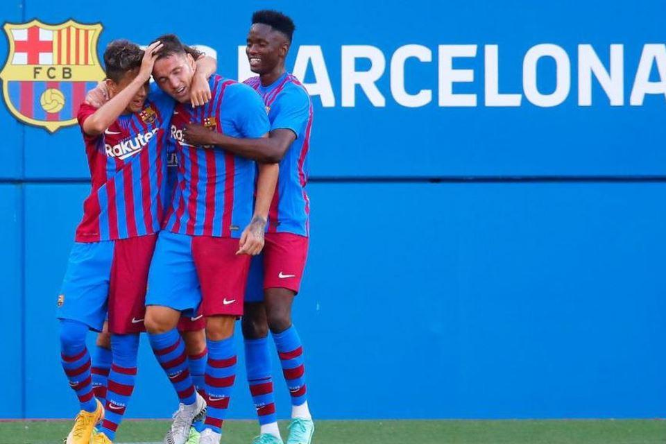 Barcelona Menang Telak di Laga Pramusim, Begini Kata Ronald Koeman