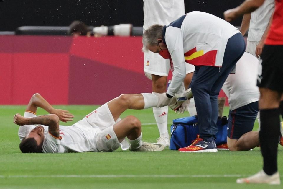 Bersiap Dijual, Pemain Real Madrid Malah Cedera