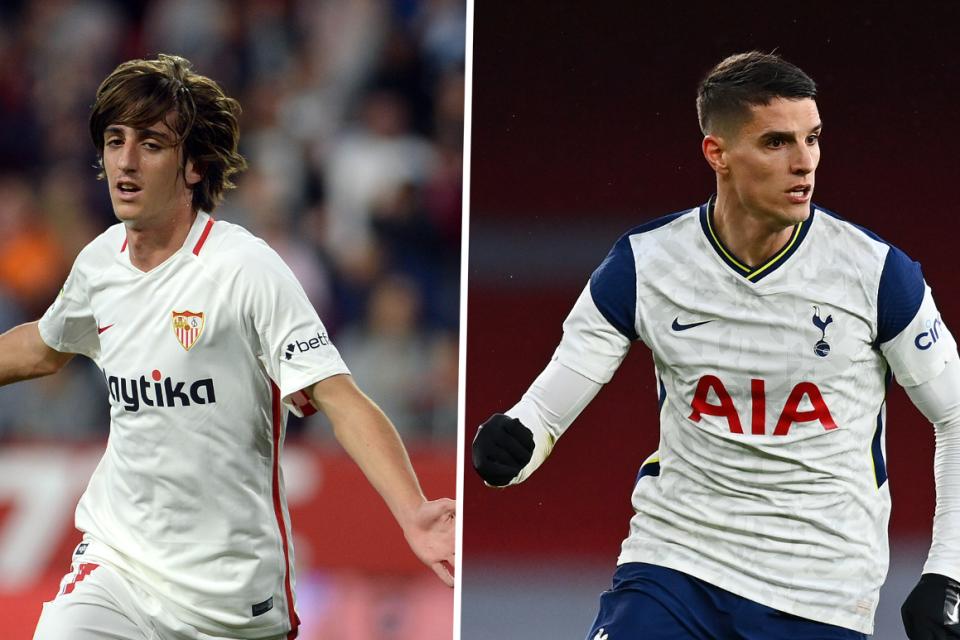 Tottenham dan Sevilla Resmi Tukar Pemain