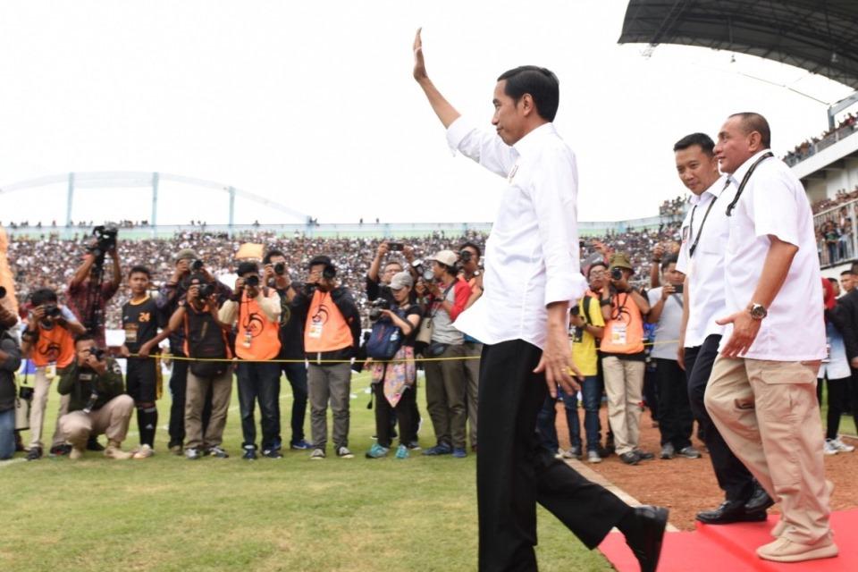 Tuntut Kompetisi Segera Digelar, Asosiasi Pemain Kirim Surat Terbuka untuk Jokowi