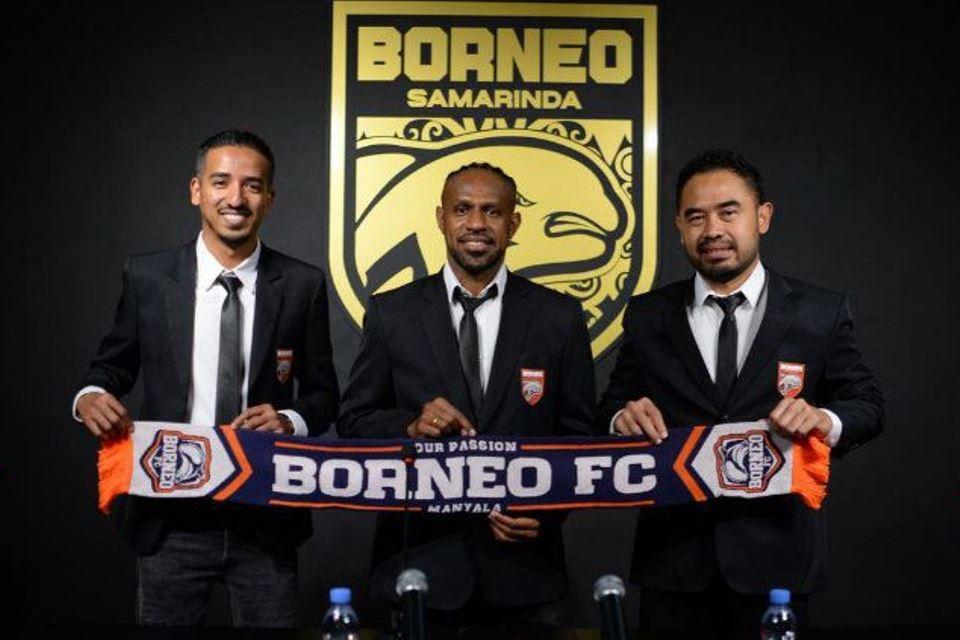 Manajer Borneo: Kedatangan Boaz Sesuai Permintaan Pelatih