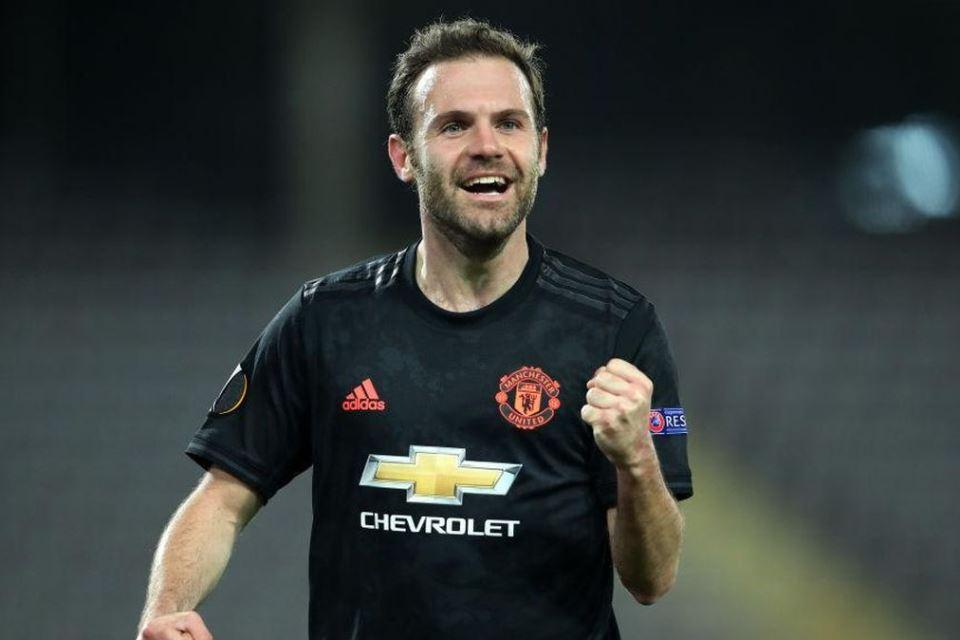 Meski Jarang Dimainkan, Juan Mata Beberkan Alasan Bertahan di United