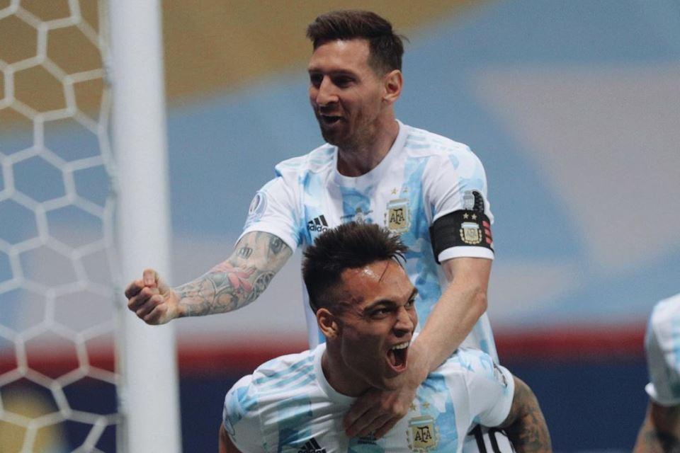 Jelang Laga Kontra Brazil, Messi Buka Suara