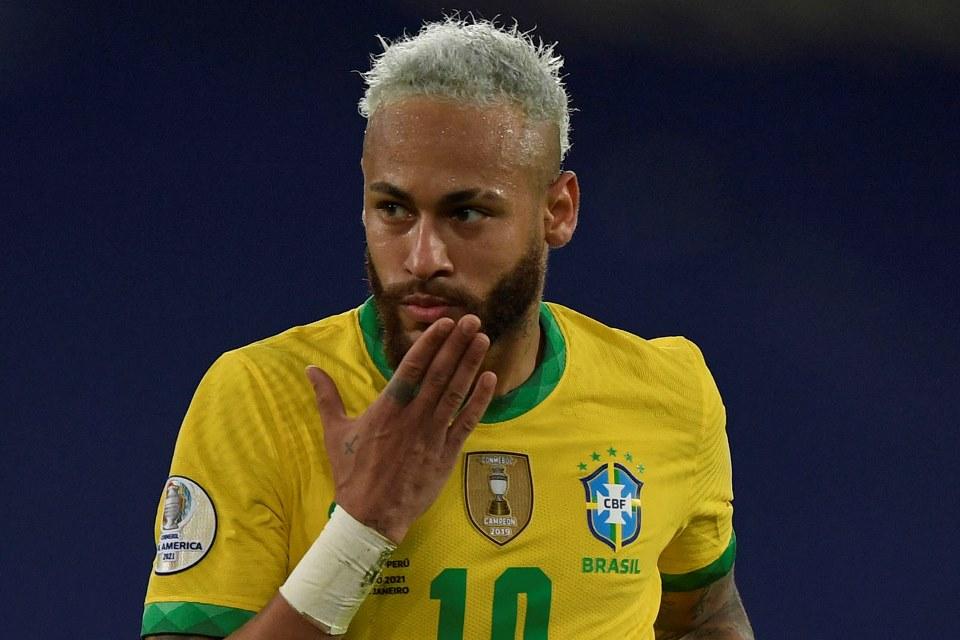 Neymar Beberkan Final Copa America 2021 Favoritnya