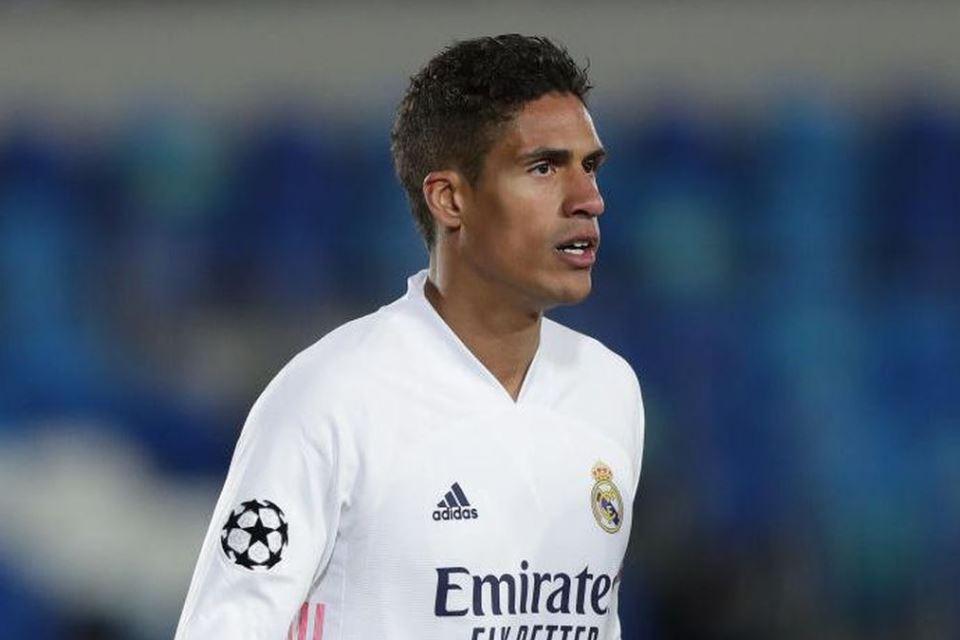 Real Madrid Persulit Kepindahan Varane ke United?